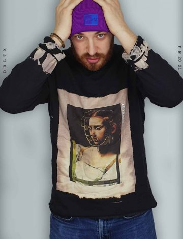 Felpa Caravaggio